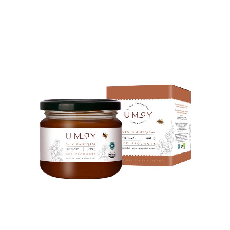 Umay Herbal Organik Mix Karışım 330 gr