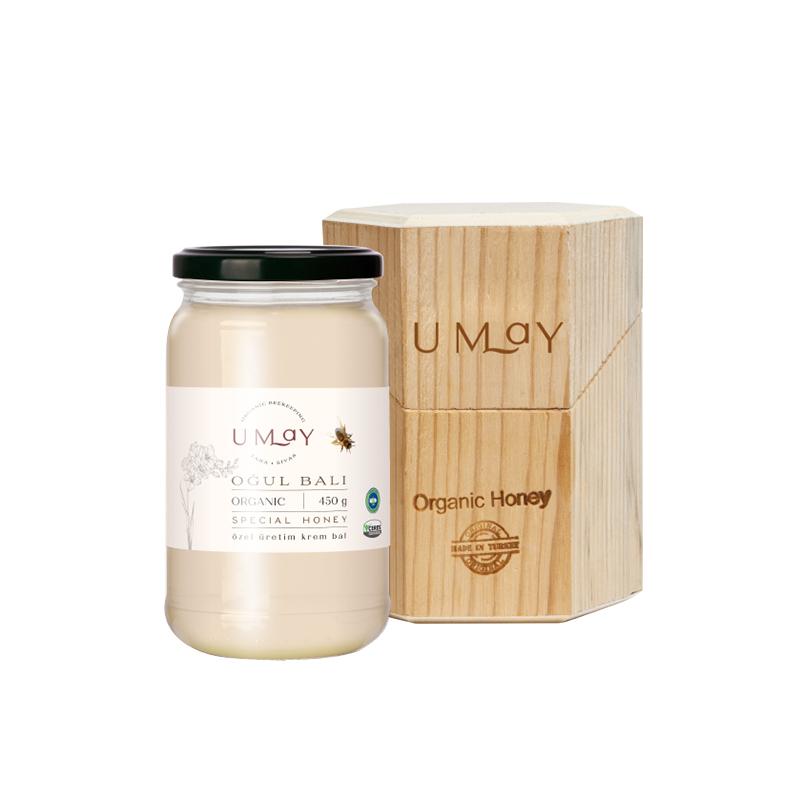 Umay Herbal Organik Oğul Balı 450 gr