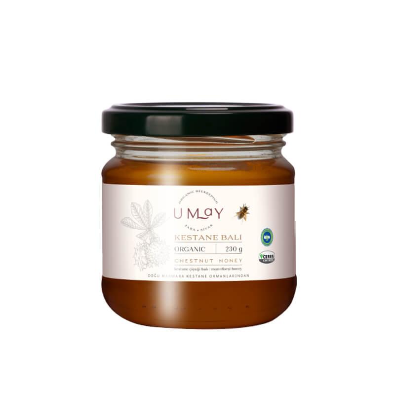 Umay Herbal Organik Kestane Balı 230 gr